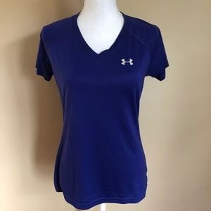 Under Armour | Semi-Fitted Heat Gear Shirt  M